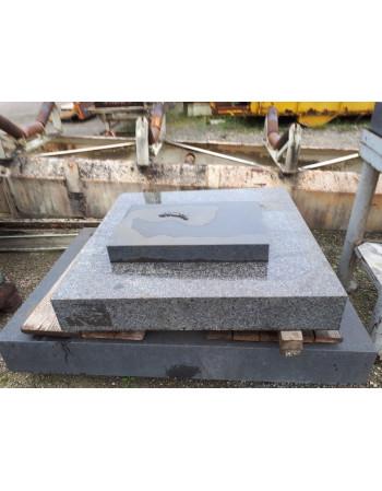 Granite metrology surface...
