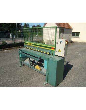 Mecanic guillotine shears...