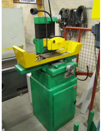 Surface grinding machine...