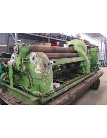 4 Mecanic rolls with...