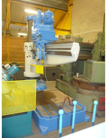 Drill radial arm hydraulic...
