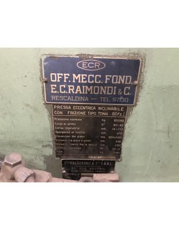 Presse mécanique RAIMONDI