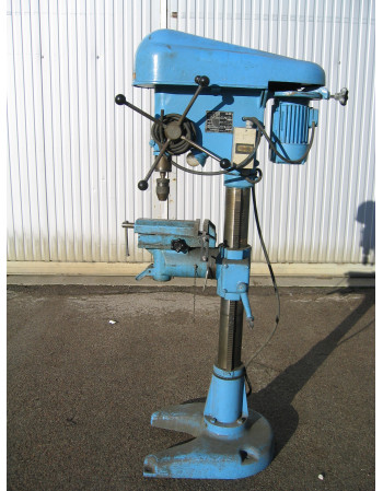 Pillar drill machine ADAM C26