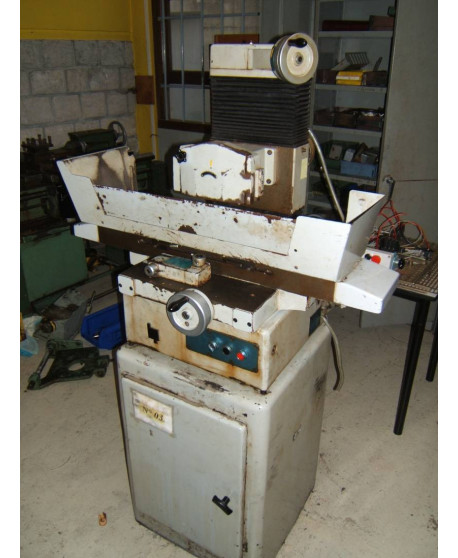 Surface grinding machine with rectangular table LIP PLH P