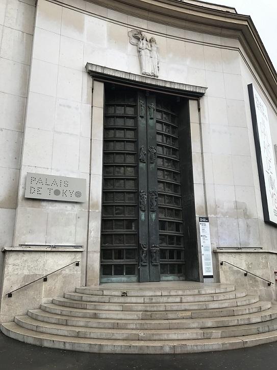 Monumental doors